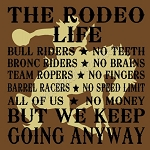 PRIMITIVE STENCIL - 2 pc OVERLAY ITEM  #6334- The Rodeo Life