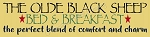 The Olde Black Sheep Bed & Breakfast