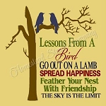 Lessons From a Bird