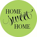 Home Sweet Home door hanger