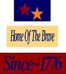 Home Of The Brave 3pc Set