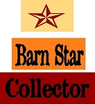 Barn Star Collector 3 pc Set
