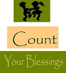 Count Your Blessings 3 pc Set