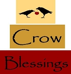 Crow Blessings 3pc Set