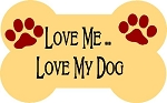 Love Me... Love My Dog