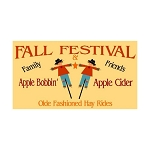Scarecrow Fall Festival Apple Cider