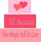 All Because Two People Fell In Love 3pc Set