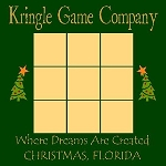 Kringle Game Company TIC TAC TOE