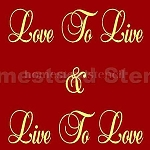 Love to Live