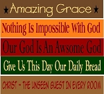 Amazing Grace 5pc Set