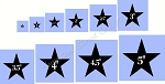 Star Graphics Set  .5
