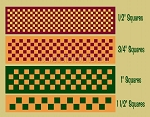 Checker Graphics Set
