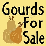 Gourds For Sale