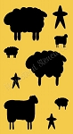 Multi sheep shapes