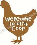 Welcome To Our Coop