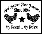 Red Rooster Game Rooster