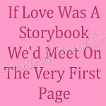If Love Was  a Storybook