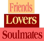 Friends Lovers Soulmates 3pc Set