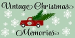 ITEM 7982- Vintage Christmas Memories- Reusable Sign Stencil- Reusable Stencils
