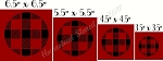 Buffalo Plaid STENCIL ITEM #8197- Graphics Set