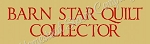 Barn Star Quilt Collector