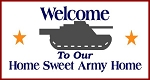 Welcome To Our Army Home