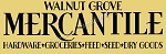 Walnut Grove Mercantile