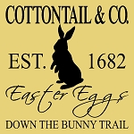 Cottontail & Co Easter Eggs