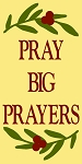 Pray Big Prayers
