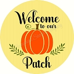 Welcome to our patch DOOR HANGER