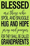 Blessed are those who spoil and snuggle