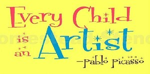 Every Child Is and Artist